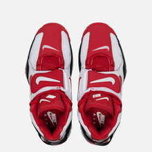 Мужские кроссовки Nike Air Barrage Mid White/University Red/Black фото- 1