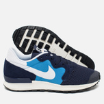 Мужские кроссовки Nike Air Berwuda Retro Blitz Blue/Blackened Blue/Sail/White фото- 2