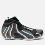 Мужские кроссовки Nike Air Flightposite Black/Topaz Mist фото- 0