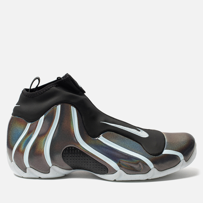 Мужские кроссовки Nike Air Flightposite Black/Topaz Mist