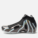 Мужские кроссовки Nike Air Flightposite Black/Topaz Mist фото- 1