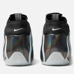 Мужские кроссовки Nike Air Flightposite Black/Topaz Mist фото- 3