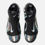 Мужские кроссовки Nike Air Flightposite Black/Topaz Mist фото- 5