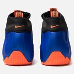 Мужские кроссовки Nike Air Flightposite Racer Blue/Total Orange/Black фото- 4