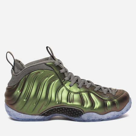Мужские кроссовки Nike Air Foamposite One Dark Stucco/Dark Stucco/Black