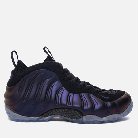 Мужские кроссовки Nike Air Foamposite One Eggplant Varsity Purple/Black