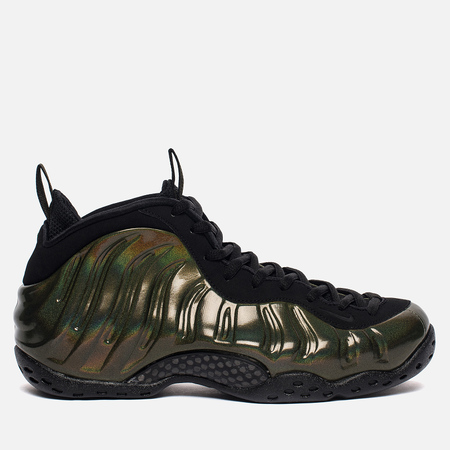 Мужские кроссовки Nike Air Foamposite One Legion Green/Black