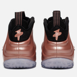 Мужские кроссовки Nike Air Foamposite One Rust Pink/White/Black фото- 5