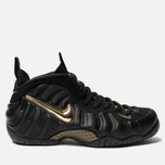 Мужские кроссовки Nike Air Foamposite Pro Black/Metallic Gold фото- 0