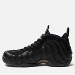 Мужские кроссовки Nike Air Foamposite Pro Black/Metallic Gold фото- 1