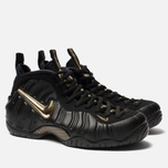 Мужские кроссовки Nike Air Foamposite Pro Black/Metallic Gold фото- 2