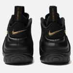 Мужские кроссовки Nike Air Foamposite Pro Black/Metallic Gold фото- 3