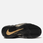 Мужские кроссовки Nike Air Foamposite Pro Black/Metallic Gold фото- 4