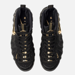 Мужские кроссовки Nike Air Foamposite Pro Black/Metallic Gold фото- 5