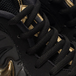 Мужские кроссовки Nike Air Foamposite Pro Black/Metallic Gold фото- 6