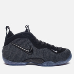 Мужские кроссовки Nike Air Foamposite Pro Dark Grey Heather/Black/Black фото- 0