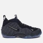 Мужские кроссовки Nike Air Foamposite Pro Dark Grey Heather/Black/Black фото- 0
