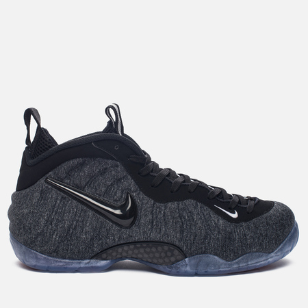 Мужские кроссовки Nike Air Foamposite Pro Dark Grey Heather/Black/Black