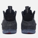 Мужские кроссовки Nike Air Foamposite Pro Dark Grey Heather/Black/Black фото- 3