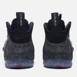 Мужские кроссовки Nike Air Foamposite Pro Dark Grey Heather/Black/Black фото- 3