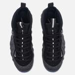 Мужские кроссовки Nike Air Foamposite Pro Dark Grey Heather/Black/Black фото- 4