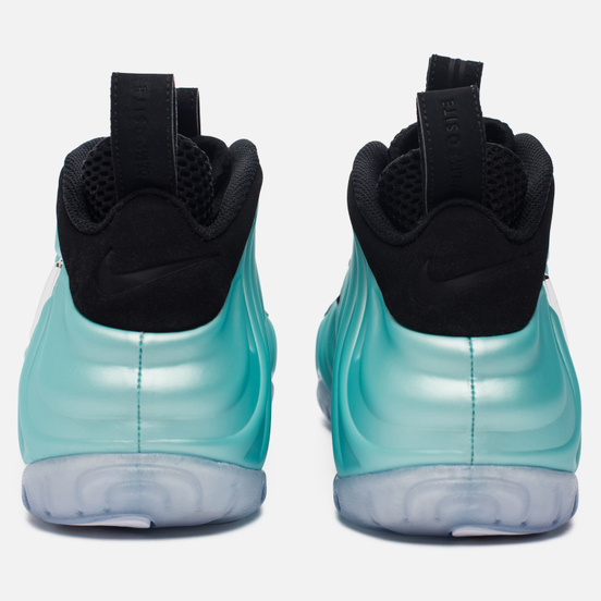 Мужские кроссовки Nike Air Foamposite Pro Island Green/Metallic Platinum