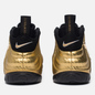 Мужские кроссовки Nike Air Foamposite Pro Metallic Gold/Black/Black/White фото - 2