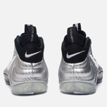 Мужские кроссовки Nike Air Foamposite Pro Silver Surfer Metallic Silver/Black/Metallic Silver фото- 5