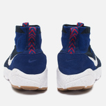 Мужские кроссовки Nike Air Footscape Magista Flyknit Deep Royal Blue/White фото- 5