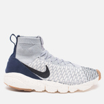 Мужские кроссовки Nike Air Footscape Magista Wolf Grey/Midnight Navy/Neutral Grey фото- 0