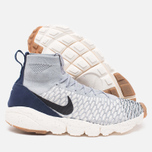 Мужские кроссовки Nike Air Footscape Magista Wolf Grey/Midnight Navy/Neutral Grey фото- 2