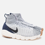 Мужские кроссовки Nike Air Footscape Magista Wolf Grey/Midnight Navy/Neutral Grey фото- 1