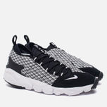Мужские кроссовки Nike Air Footscape Natural Motion Jacquard Black/White/Black фото- 1