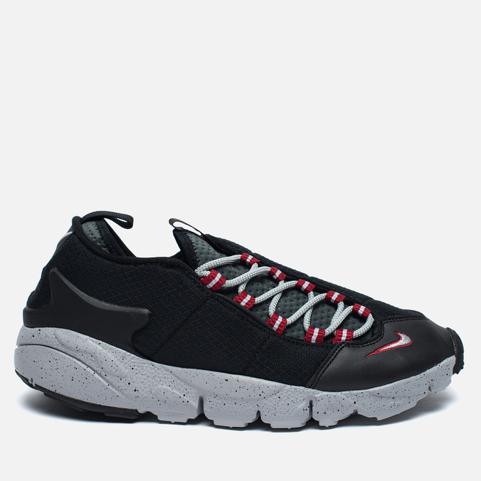 Кроссовки Nike Air Footscape NM Black/Wolf Grey/Dark Grey