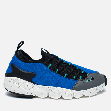 Nike Air Footscape NM Hyper Men's Sneakers Cobalt/Black/Summit White