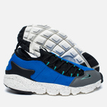 Кроссовки Nike Air Footscape NM Hyper Cobalt/Black/Summit White фото- 1