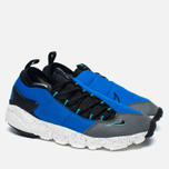 Кроссовки Nike Air Footscape NM Hyper Cobalt/Black/Summit White фото- 2