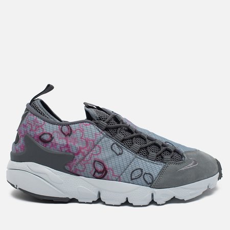 Мужские кроссовки Nike Air Footscape NM Premium QS Sakura Cool Grey/Dark Grey/Pink Blast