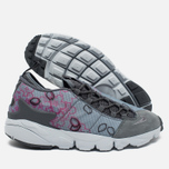 Мужские кроссовки Nike Air Footscape NM Premium QS Sakura Cool Grey/Dark Grey/Pink Blast фото- 2