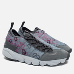 Мужские кроссовки Nike Air Footscape NM Premium QS Sakura Cool Grey/Dark Grey/Pink Blast фото- 1