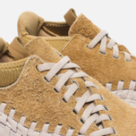 Мужские кроссовки Nike Air Footscape Woven Chukka QS Hairy Suede Pack Flat Gold фото- 5