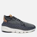 Кроссовки Nike Air Footscape Woven Chukka SE Dark Grey/Sail/Vacchetta Tan/Canyon Grey фото- 0