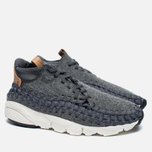 Кроссовки Nike Air Footscape Woven Chukka SE Dark Grey/Sail/Vacchetta Tan/Canyon Grey фото- 1