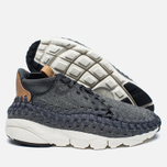 Кроссовки Nike Air Footscape Woven Chukka SE Dark Grey/Sail/Vacchetta Tan/Canyon Grey фото- 2