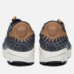 Кроссовки Nike Air Footscape Woven Chukka SE Dark Grey/Sail/Vacchetta Tan/Canyon Grey фото- 3