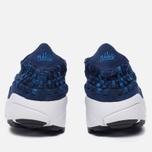 Мужские кроссовки Nike Air Footscape Woven NM Binary Blue/Team Royal/Black фото- 3