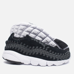 Мужские кроссовки Nike Air Footscape Woven NM Black/Anthracite/White фото- 1