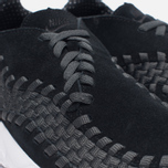 Мужские кроссовки Nike Air Footscape Woven NM Black/Anthracite/White фото- 5