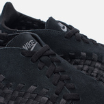 Мужские кроссовки Nike Air Footscape Woven NM Black/Dark Grey/Wolf Grey фото- 5