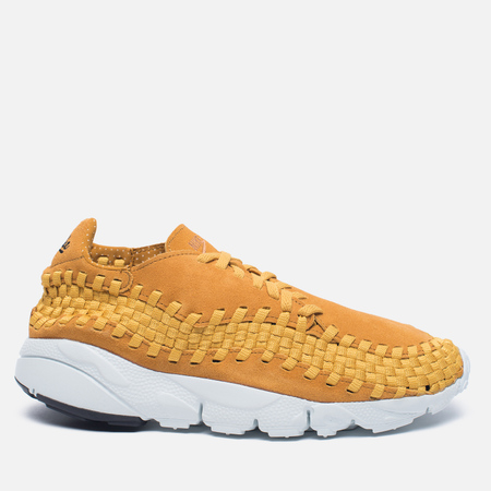 Мужские кроссовки Nike Air Footscape Woven NM Desert Ochre/Desert Ochre/Gold Dart